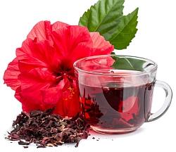 Чай от хибискус / каркаде...